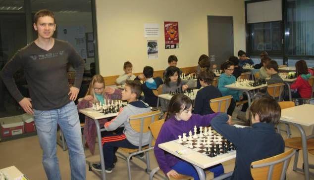 Dieppe : sélection pour les championnats de France de jeu d'échecs paris-normandie.fr