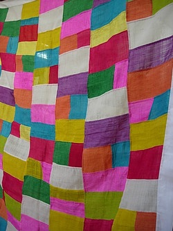 Colorful Pojagi