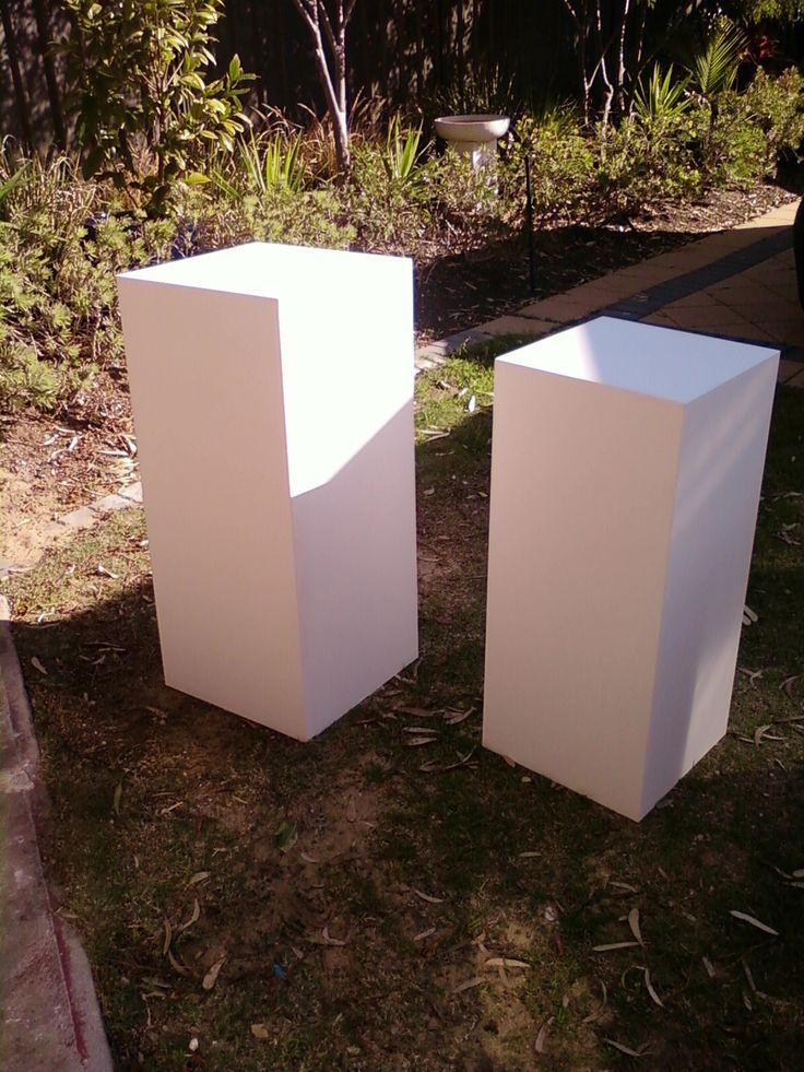 Artwork Display Plinths for Sculptures