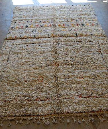 Beni Ouarain Moroccan Rug Inventory Marmucha Azilal Tribes Ourainmoroccan Rugslos Angelesmorocco