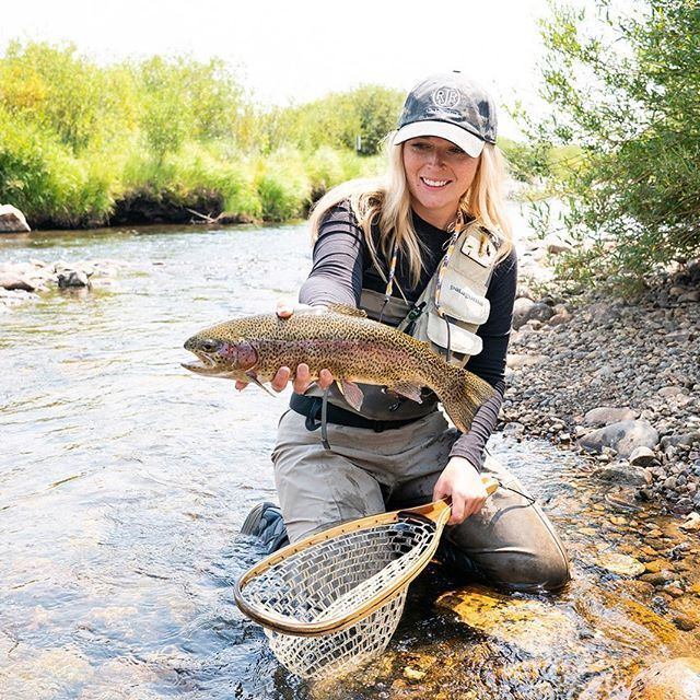 Taylor Joyce Fly Fishing In 2020 Fly Fishing Monster Fishing Trout Fishing
