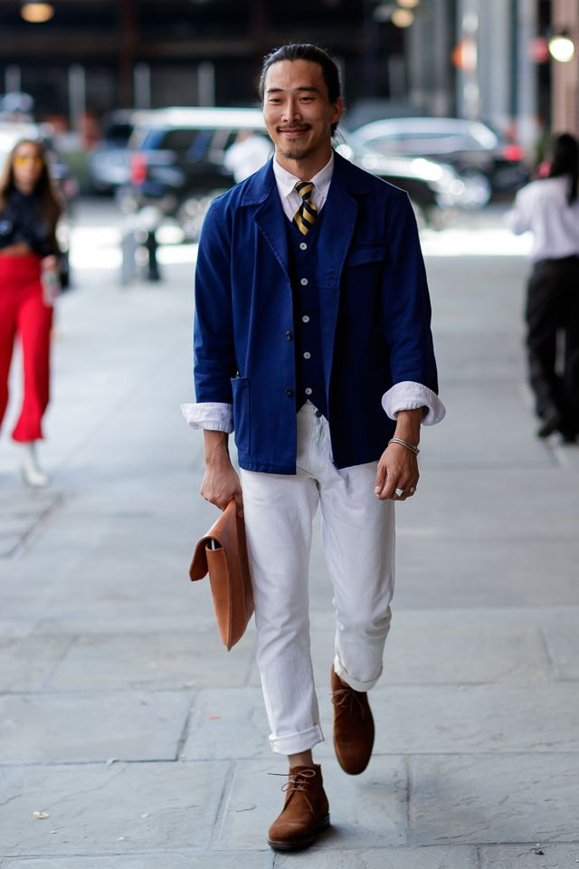 Street Style Archives - Best Dressed Man on the Planet