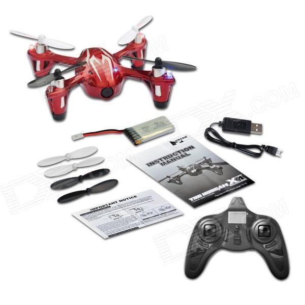 Mini Quadricoptere Drone Hubsan X4 H107C Avec Camera BNF