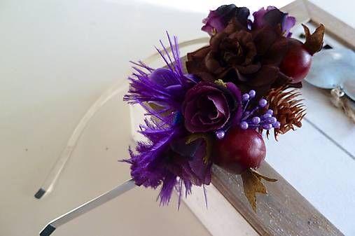 Martinuska / S fialovým pierkom