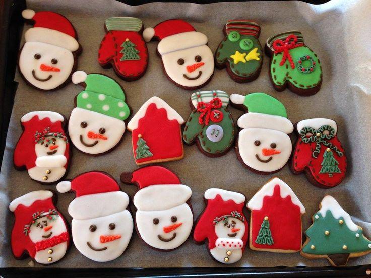 Biscotti di Natale  Christmas cookies