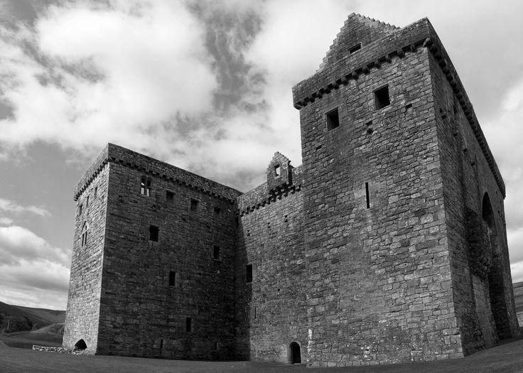 Alle Größen | Hermitage Castle Panorama | Flickr - Fotosharing!