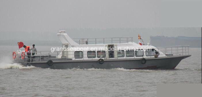 50seats Aluminum Hull Passenger Boats for Sale