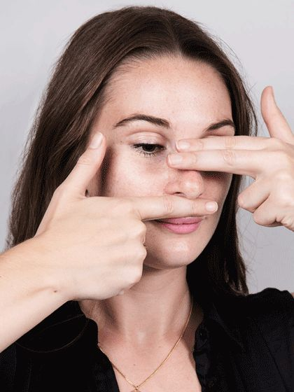 Face Yoga: die Fitnessroutine für straffe Gesichtskonturen   Stylight
