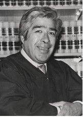 The Honorable Judge Raymond Cardenas June 5, 1931- June 22, 2014 son of Jesus Cardenas from Chihuahua, Mexico, and Catalina Barela of Las Cruces, New Mexico. His father worked for the West Los Angeles railways. Ray Attended Nora Sterry Elementary School, Emerson Junior High School and University High School. Was the Student Body President and an All-Western League Tailback. He matriculated to UCLA and earned his B.A. and was admitted to the State Bar of California in 1961.