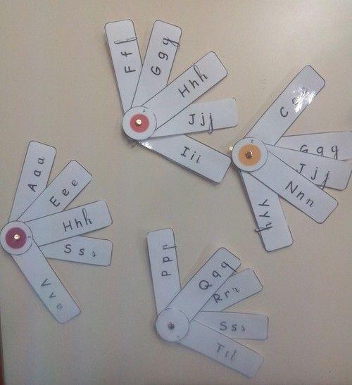 atelier ordre alphabétique