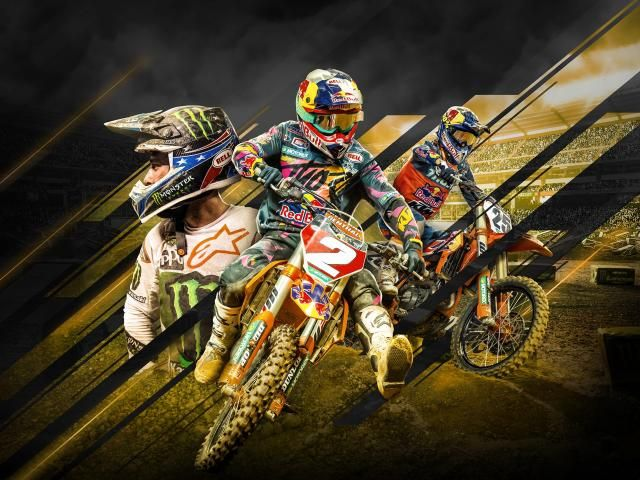 Collection Of Monster Energy Supercross Hd 4k Wallpapers Background Photo And Images Monster Energy Supercross Monster Energy Supercross