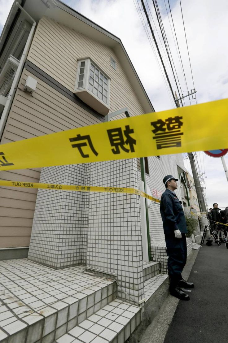 Police arrested a 27-year-old man in Zama, Kanagawa Prefecture, on Tuesday after finding parts of nine bodies in his apartment, investigative sources said
