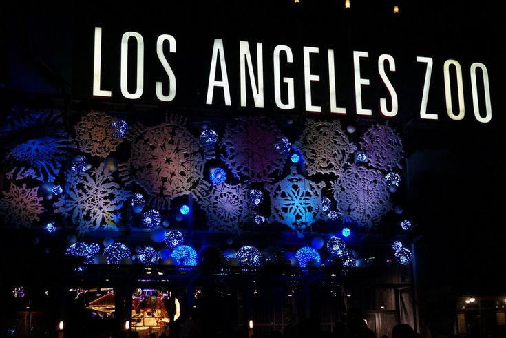 LA Zoo Lights - Los Angeles Holiday Activities & Events