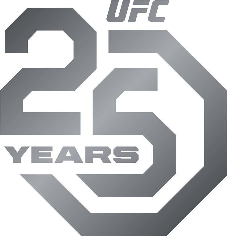 UFC UNVEILS 25TH ANNIVERSARY LOGOS . . #UFC the worlds premier #MixedMartialArts organization today unveiled its commemorative 25th anniversary logos that will be used throughout 2018 to celebrate the global brands historic milestone. The commemorative logos will appear as part of the brands year-long 25th anniversary celebration which officially launches on Monday January 1 2018. . . What started as an idea in 1993 to put on the best fights with the best fighters in the world has changed…