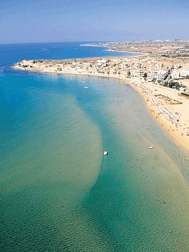Sampieri, Ragusa, Sicily.