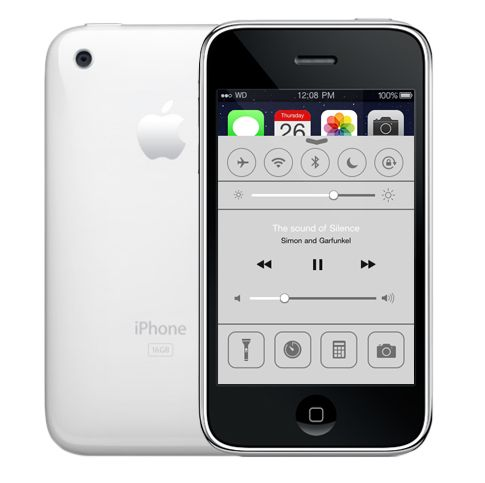 Whited00r 7 Present iOS 7 On Older iDevices