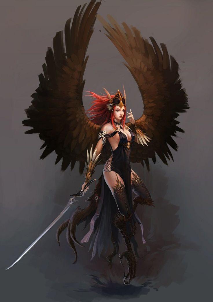 fantasy creature sex female