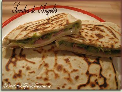 78 immagini su ricette panini e piadine su pinterest - Crescione ricette cucina ...