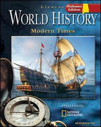 Glencoe World History: Modern Times website. Use it as a resource to create lesson plans.