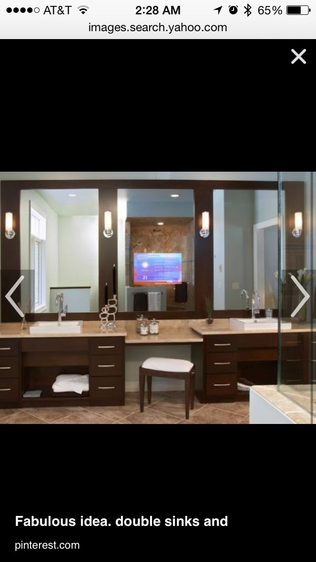 master bath dual sink vanity wish lists items