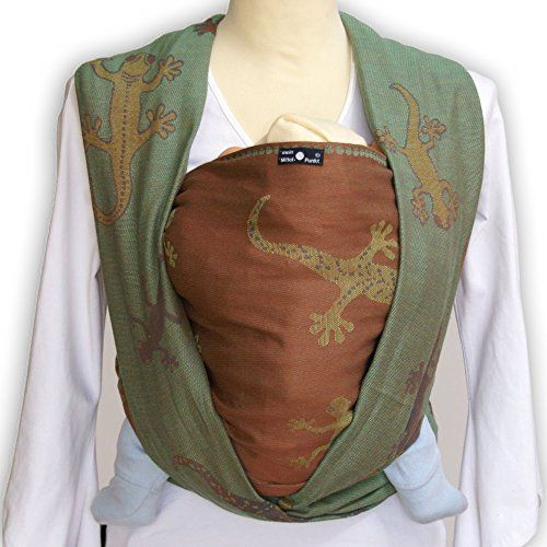 Didymos Tragetuch, Gecko, Size 7 has been published on http://www.discounted-baby-apparel.com/2013/12/14/didymos-tragetuch-gecko-size-7/