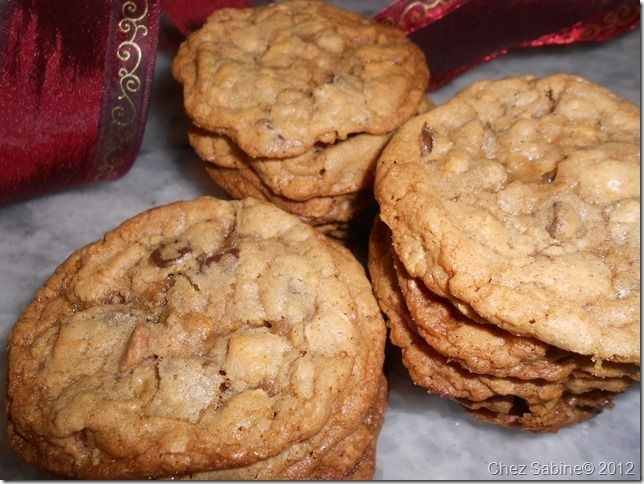 Pantry Cookies For A Crowd. So easy to make!