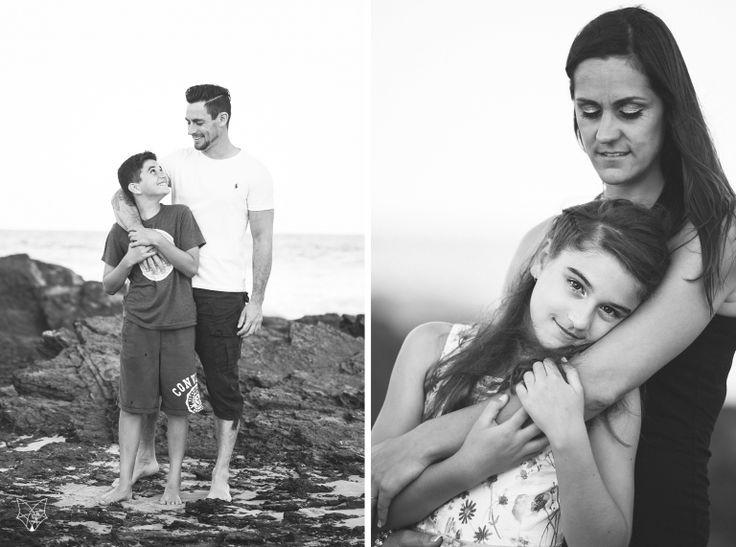 Kasia + Rick | Romantic Currumbin beach couples session | White Fox Studios