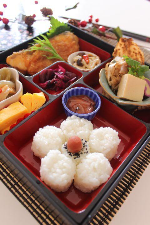 Shokado-Bento, Japanese Boxed Lunch|松花堂弁当