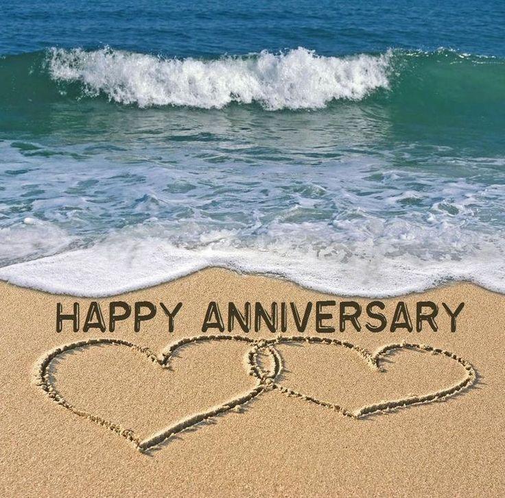 wedding anniversary greeting cardhusband%0A  Happy Anniversary Barry and Linda
