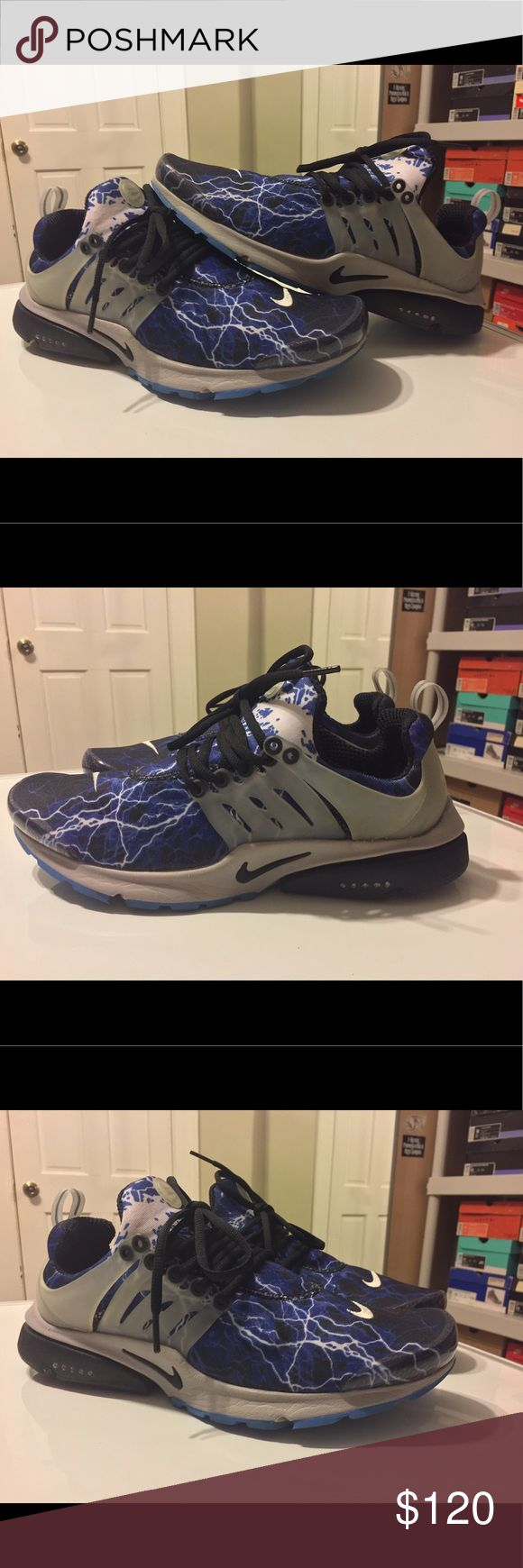 Mens Nike Presto Lightning Size M 10-11 Nike presto lightning   Size: m (10-11)  Great condition! Nike Shoes Sneakers