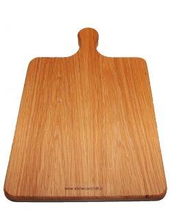 Oak Paddle. Chopping board / serving board