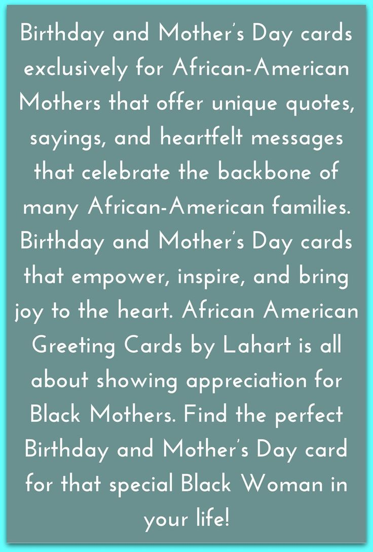 15 best african american greeting cards for mom mother and mama check out all of the amazing designs that african american greeting cards by lahart has created for your zazzle products kristyandbryce Image collections