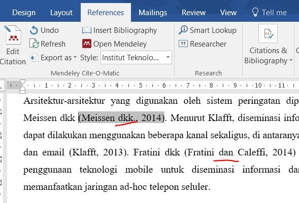 When writing an academic paper, your university, journal, or conference, may require a particularcitation or bibliography style. If you're using a reference manager such as Mendeley or Zotero, then you should have no problem changing the citation style to match your publisher's required format. However, another aspect of citation style is the citation or bibliography …