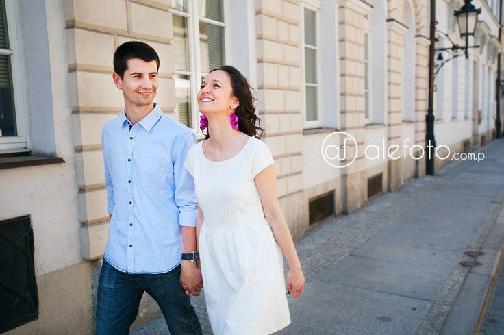 sesja narzeczeńska - Ela i Bartek/ lovely engagement photos