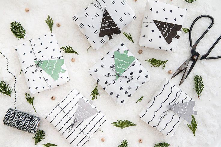 5 ideas para envolver regalos en el último minuto