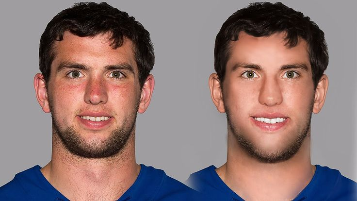 Andrew Luck - Extreme Makeover [Photoshop]
