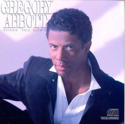 Gregory Abbott - Shake You Down, Blue