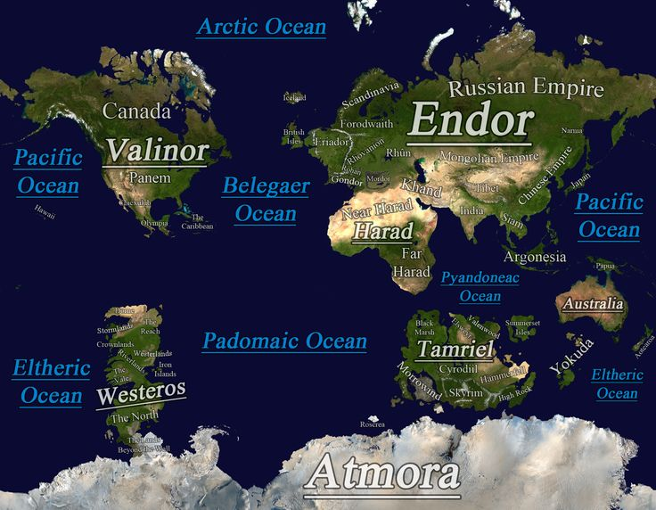 Best 25 fantasy world map ideas on pinterest fantasy map midgard a fantasy world map by on deviantart gumiabroncs Images