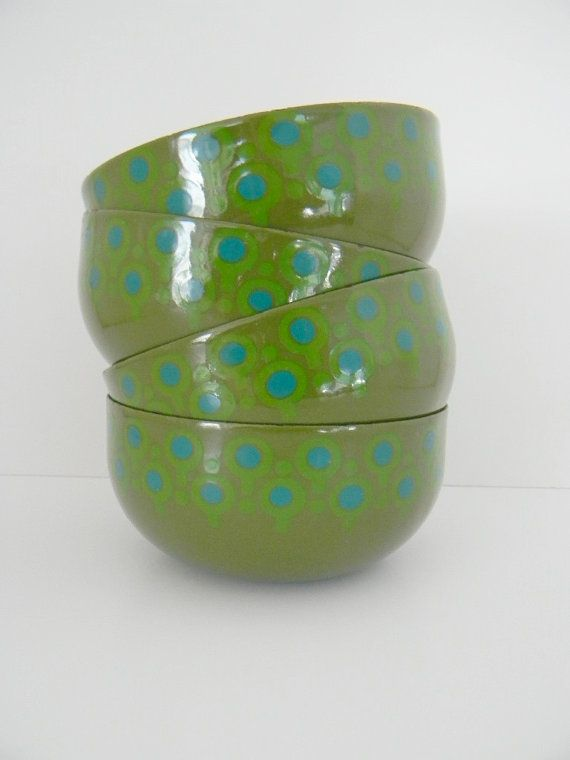 Finel Vera Enamel Bowls