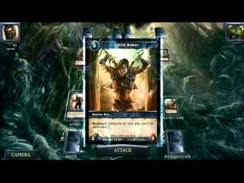 ▶ SHADOW ERA trading card game 1 HOUR SPECIAL on YouTube  Feel the rage at 53 mins! :D