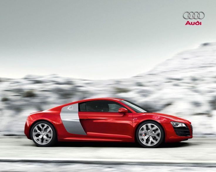 Ordinaire 2012 Audi R8 V10
