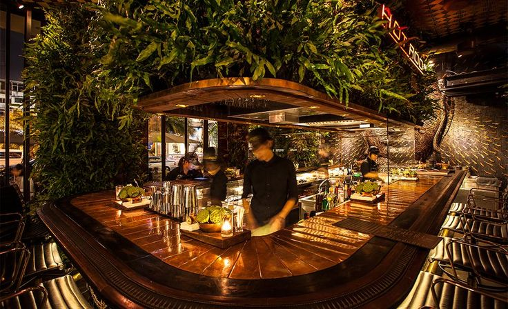 2014's best new outdoor bars & restaurants in Bangkok