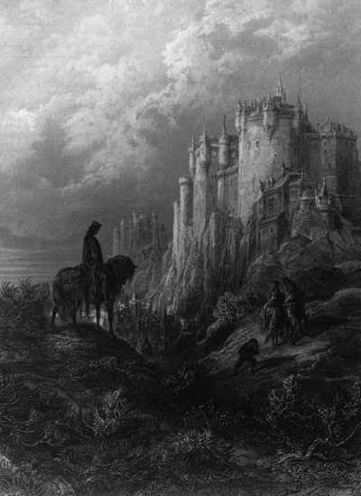 essay on the downfall king arthur and camelot The legend of king arthur tells of the adventures of an early king of britain and the knights and ladies who made up his royal court at camelot it tells of a world filled with warriors armed with lance, sword, and armor.