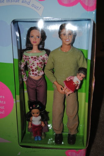 Barbie Happy Family Neighbors of Midge and Alan | eBay