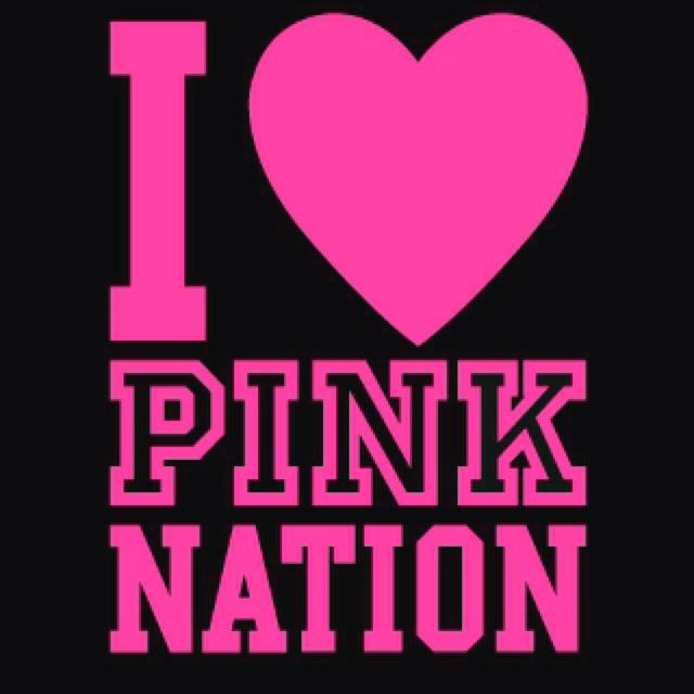 Victorias Secret Pink Everything Pink Pinterest