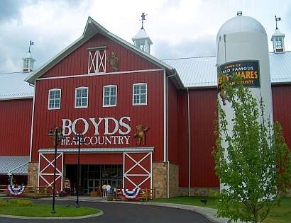 Boyds Bears Barn