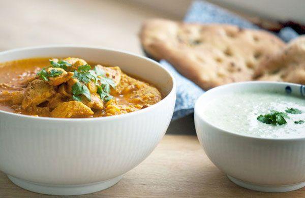 Lækker hjemmelavet Tikka Chicken masala med den skønneste smagseksplosion af alverdens lækre krydderier. Prøv denne opskrift - se billeder