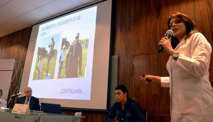 "Presentan caso de éxito de atención médica que brinda Hospital General de México ""Dr. Eduardo Liceaga"" - http://plenilunia.com/novedades-medicas/presentan-caso-de-exito-de-atencion-medica-que-brinda-hospital-general-de-mexico-dr-eduardo-liceaga/39408/"