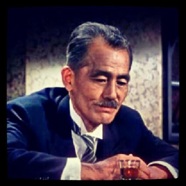 Chishu Ryu in Sanma no aji. - @yotsuya21- #webstagram