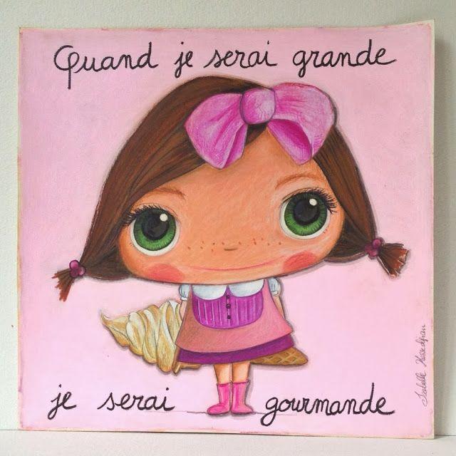 """Isabelle Kessedjian: Ma dernière collection """"Quand je serai grand"""""""